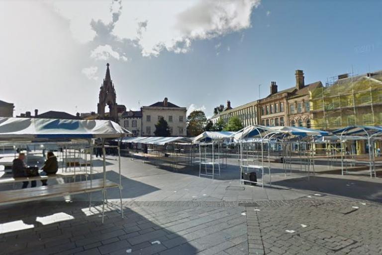 Mansfield Market Place.JPG