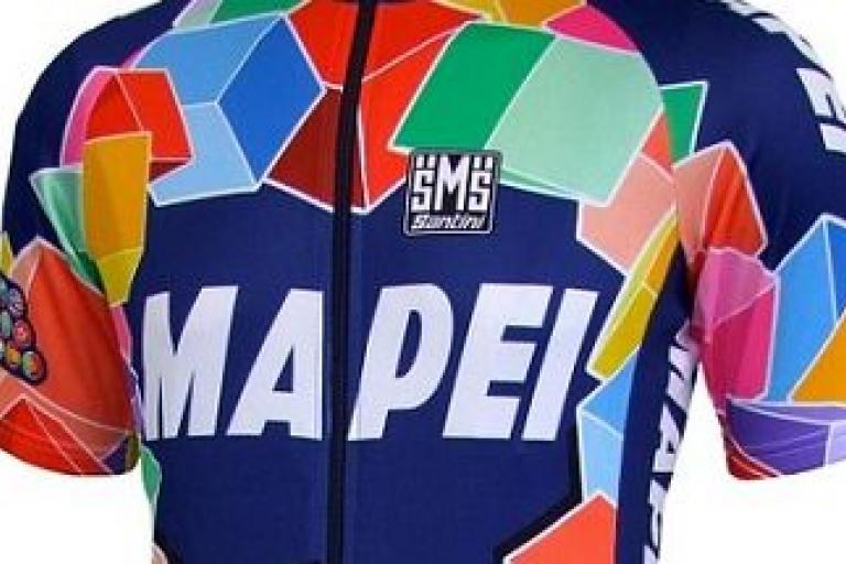 Mapei jersey detail.JPG