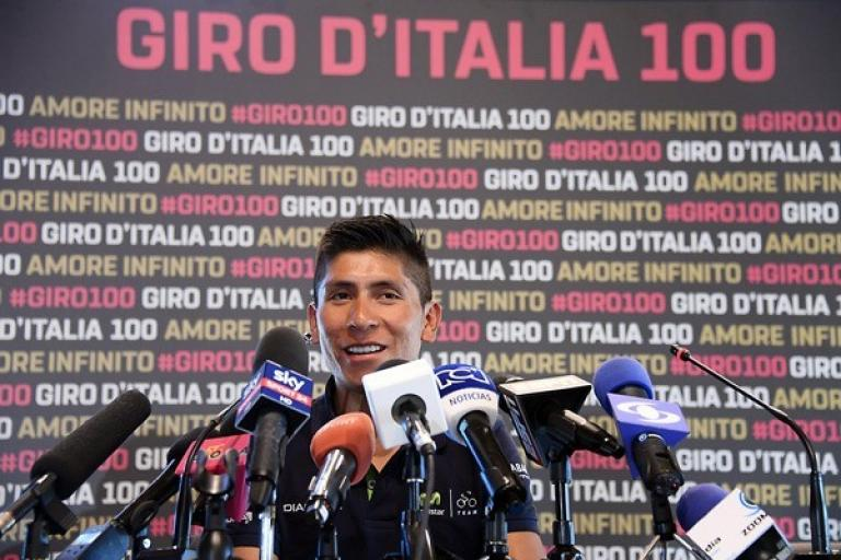 Nairo Quintana Giro d'Italia 2017 press conference (picture credit  LaPresse - D'Alberto, Ferrari).jpg