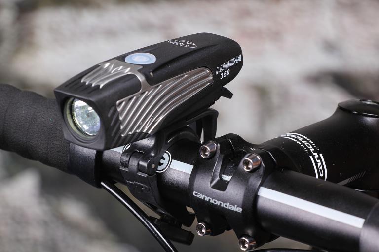 Niterider Lumina Micro 350 - mounted.jpg