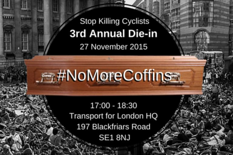 No More Coffins - Stop Killing Cyclists Die-In.png