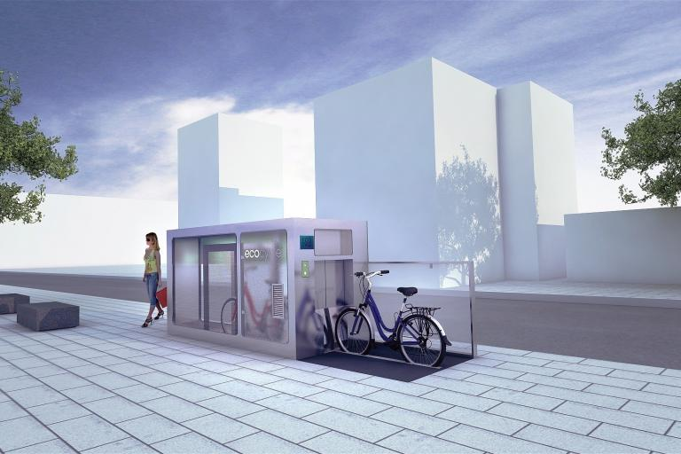 Eco Cycle standalone access pod