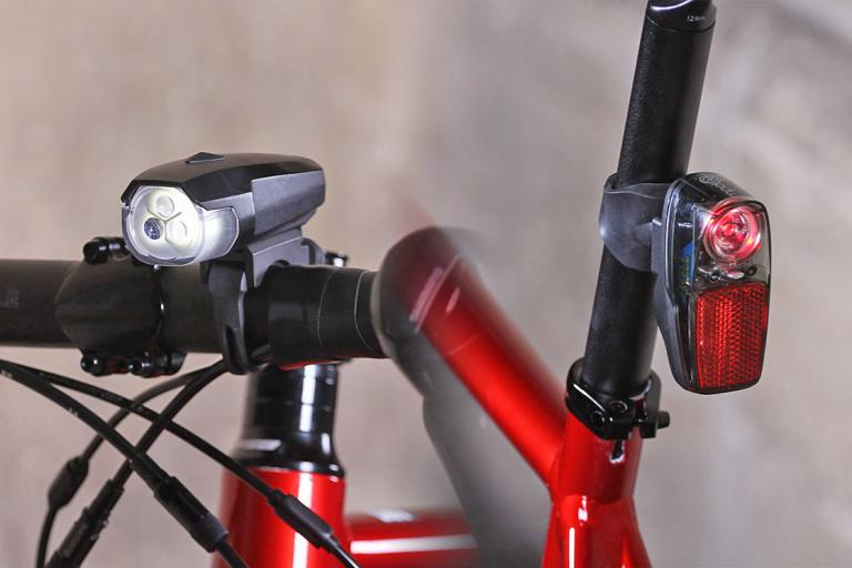 Guee COB-X LED Front Bike Light
