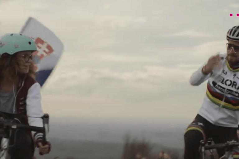 Peter Sagan Telekom Slovakia video still via Facebook.PNG