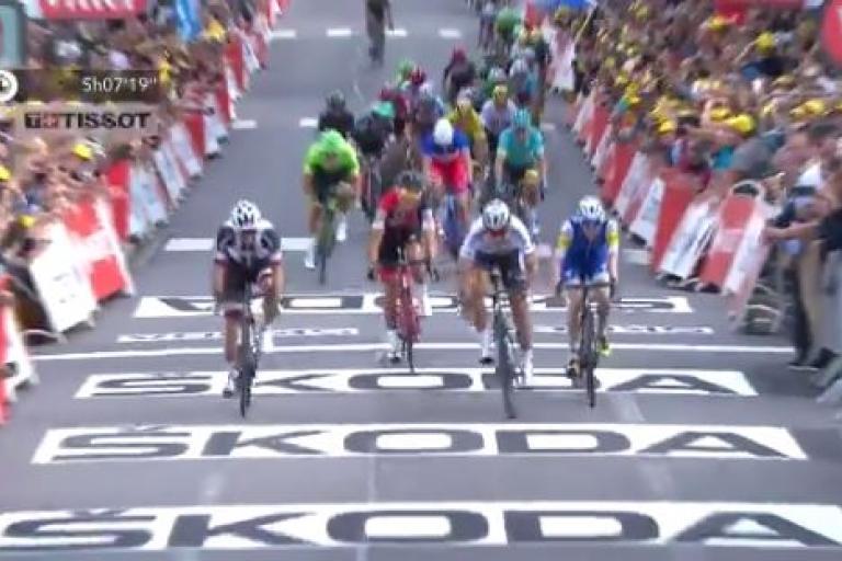 Peter Sagan wins Stage 3 of 2017 Tour de France.JPG