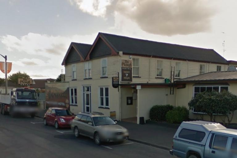 The Plough Hotel, Rangiora (taken from StreetView).jpg
