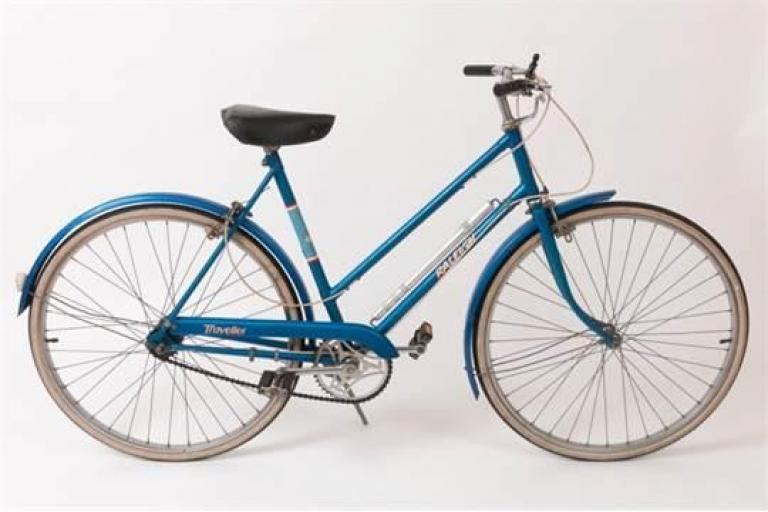Princess Diana's bicycle (image credit Farnon and Lake).jpg