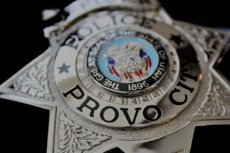Provo City Police badge via Facebook.png