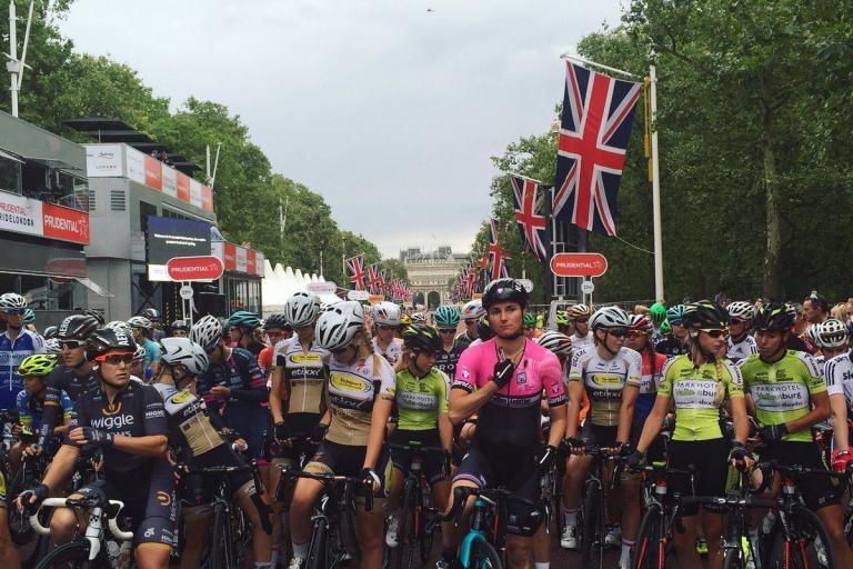 Prudential RideLondon Classique (source - RideLondon on Twitter).jpg
