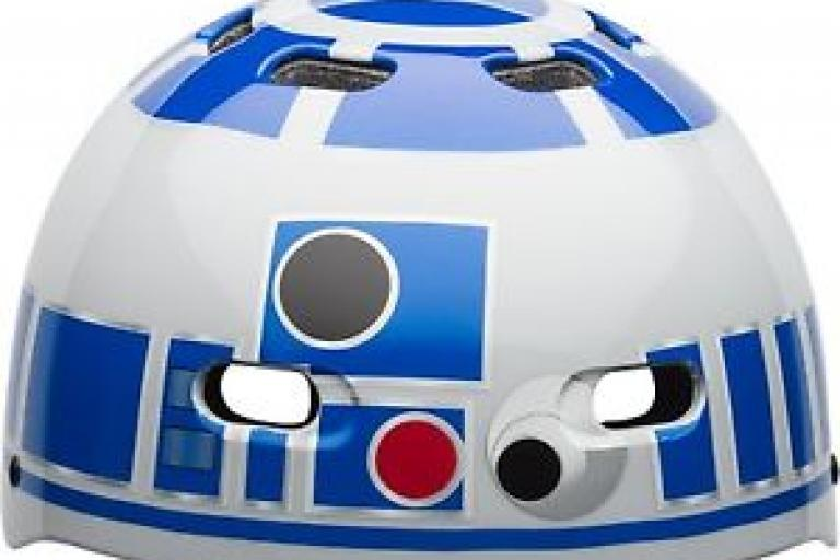 R2D2 cycle helmet.JPG