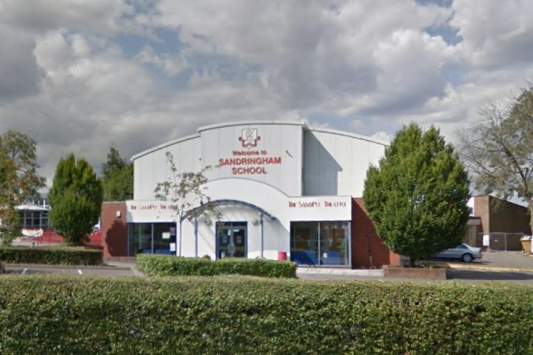 Sandringham School (via StreetView).jpg