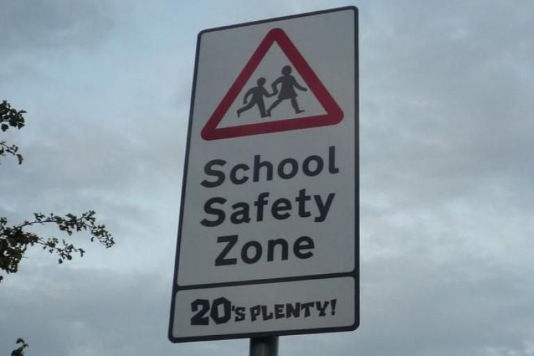 School sign - image via Ambernectar13 on Flickr.jpg