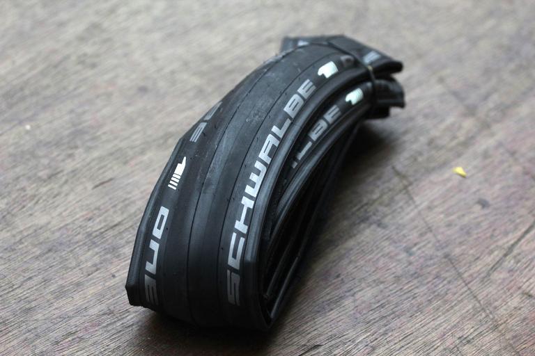 Schwalbe One clincher tyre.jpg