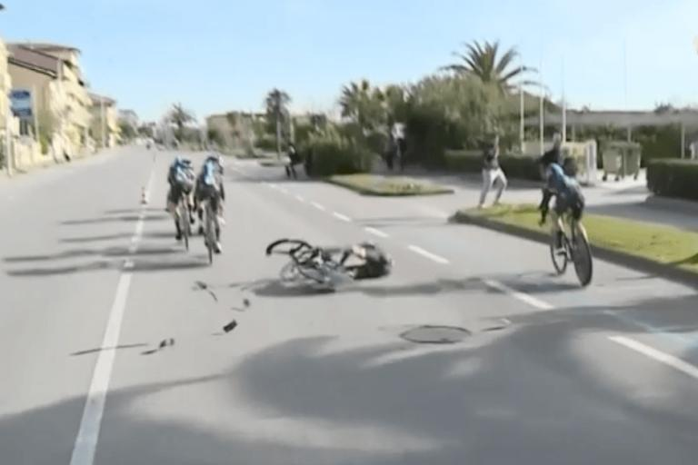 Moscon Wheel Fail