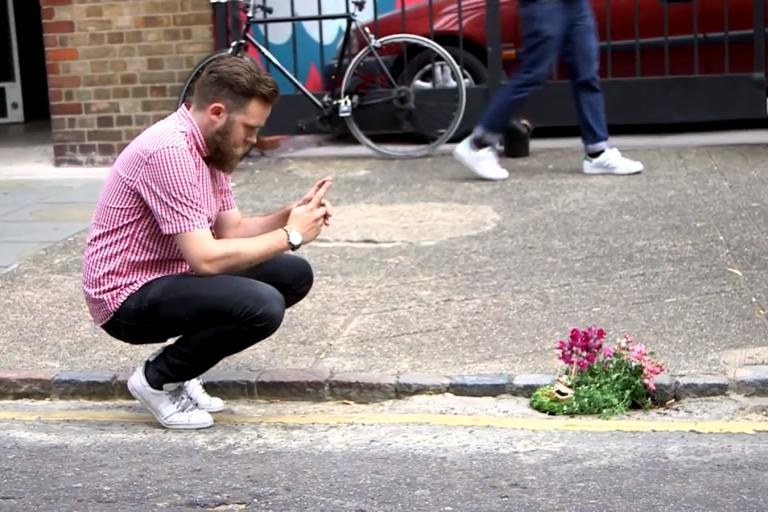 Pothole Gardener still from YouTube