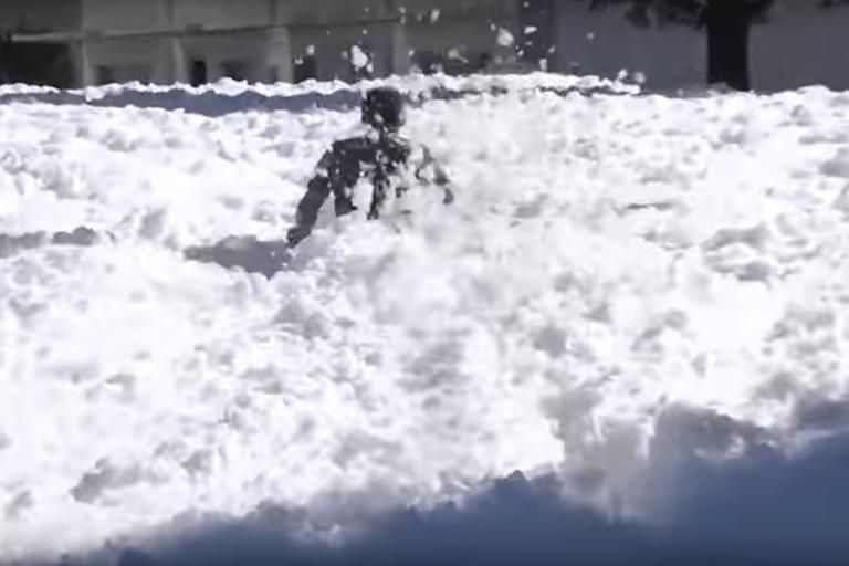 Santa Clara Foam Blob