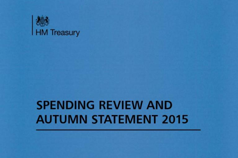 Spending Review and Autumn Statement 2015.JPG