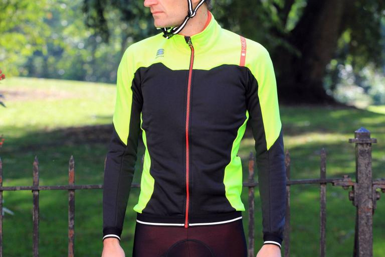 Review Sportful Fiandre Norain Cycling Jacket Road Cc