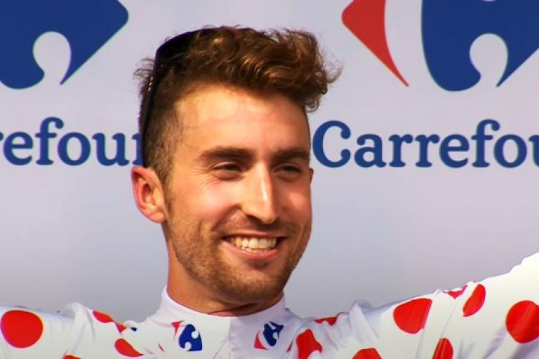 Taylor Phinney after stage two of the 2017 Tour de France (via YouTube).jpg