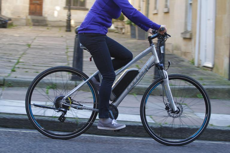 Carrera Crossfire E Women S Electric Bike