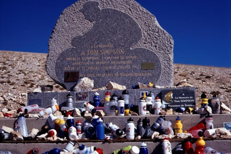 Tom Simpson memorial (CC licensed by Andreina Schoeberlein via Flickr).jpg
