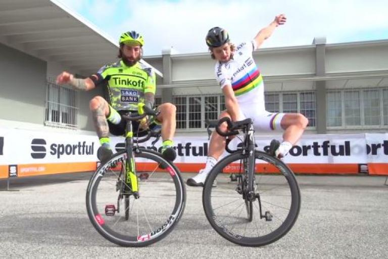 Vittorio Brumotti and Peter Sagan Sportful YouTube still.JPG