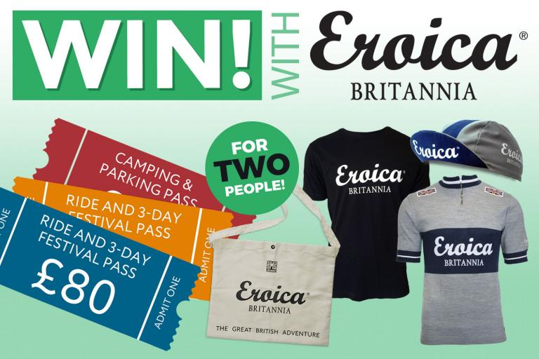 Win with Eroica Britannia